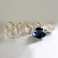 Blue and white sets (Bowl and Tumbler) - Cups