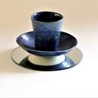 Blue set (Bowl and Tumbler )